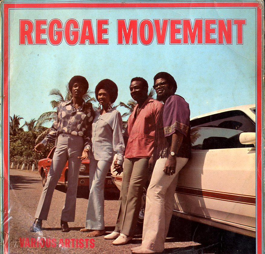 V. A. MARCIA GRIFFITH, BOB ANDY... [Reggae Movement]