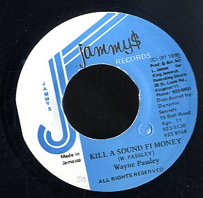 WAYNE PASSLEY (DEVONTE) [Kill A Sound Fi Money]