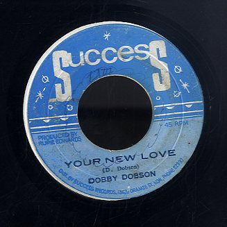 DOBBY DOBSON [Endlessly / Your New Love ]