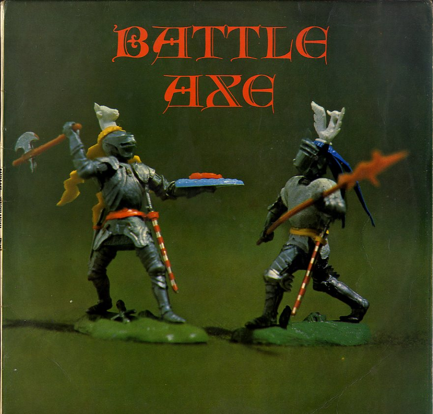 UPSETTERS [Battle Axe]
