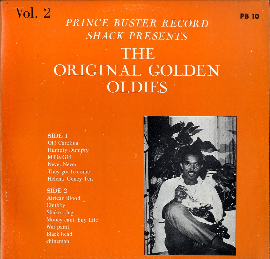 PRINCE BUSTER [The Original Golden Oldies Vol2]