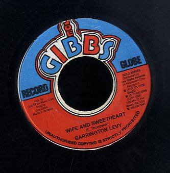 BARRINGTON LEVY [Wife And Sweetheart]