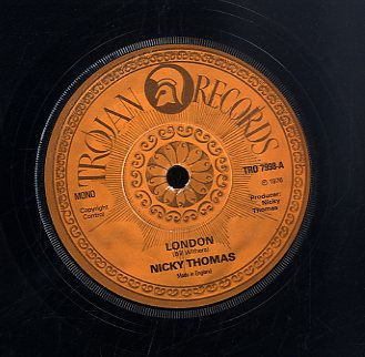 NICKY THOMAS [What Love Is / London]