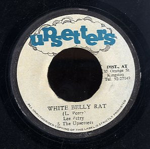 LEE PERRY  [White Belly Rat]