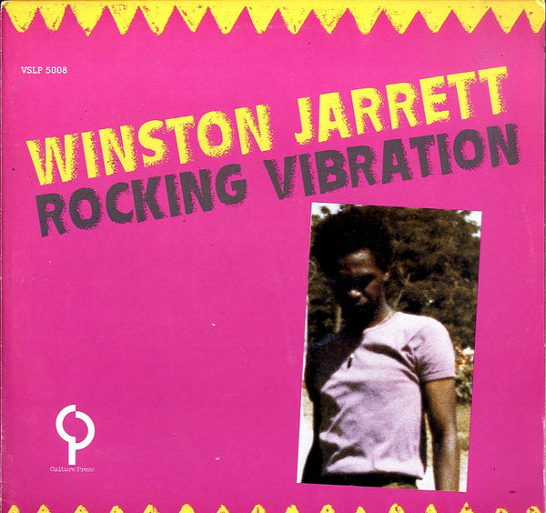 WINSTON JARRETT [Rocking Vibration]