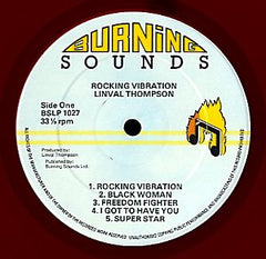 LINVAL THOMPSON [Rocking Vibration]