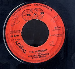 ROLAND ALPHONSO / THE MAYTALS [The President / Man Who Knows]