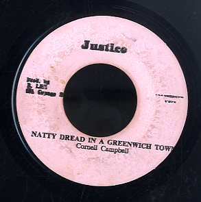 CORNELL CAMPBELL [Natty Dread In A Greenwhich Town]