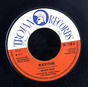 HORACE FAITH [Black Pearl / Help Me Help My Self]