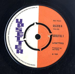 UPSETTERS  [Soulful I / No Bread No Butter]