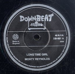 MONTY REYNOLDS / LORD FLY [Long Time Girl / Blu-Lu-Up]