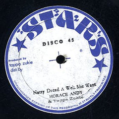 HORACE ANDY & TAPPA ZUKIE [Natty Dread Wah She Want]