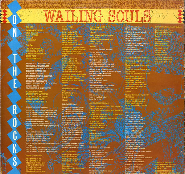 WAILING SOULS [On The Rocks]