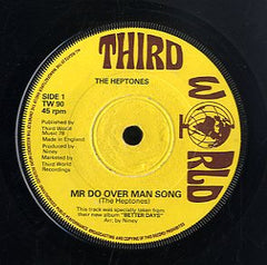 THE HEPTONES [Mr Do Over Man Song / Key To Her Heart]