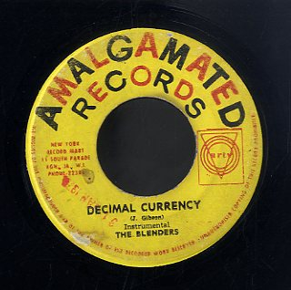 REGAY BOYS (PIONEERS ) / THE BLENDERS  [Mama Look Deh / Decimal Currency ]