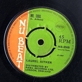 LAUREL AITKEN [Woppi King / Mr. Soul ]