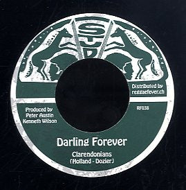 CLARENDONIANS / PETER AUSTIN [Darling Forever / Marie My Love]