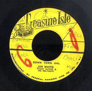 STRANGER & PATSY / JOE WHITE  [Miss B / Down Town Gal]