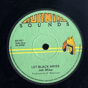 JAH MIKE [Let Black Arise]