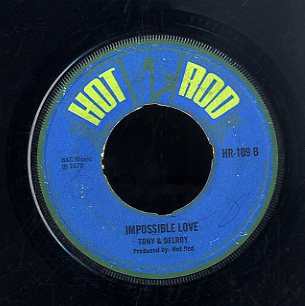 DELROY DUNKLEY / TONY & DELROY  [Wish You Well / Impossible Love ]