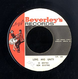KEN BOOTHE [In The Summer Time / Love &Unity]