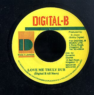 SHABBA RANKS & COCO TEA [Love Me Truly]