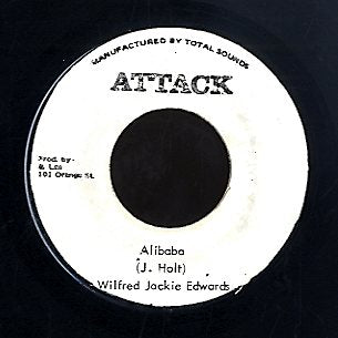 WILFRED JACKIE EDWARDS [Alibaba]