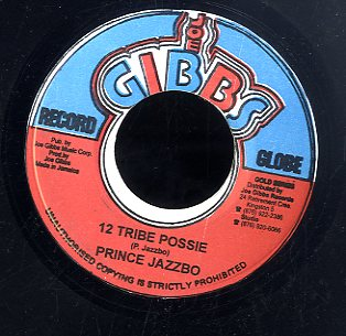 PRINCE JAZZBO [12 Tribe Of Israel]