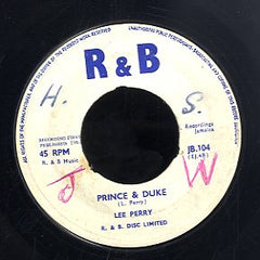 LEE PERRY [Prince & Duke / Old For New]