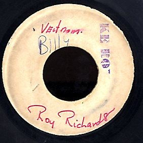 ROY RICHARDS & THE RAMBLERS [Vietnam / You Must Be Sorry]