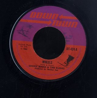 SONNY BINNS & THE RUDIES [Night Train / Wheels]