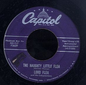 LORD FLEA [The Naughty Little Flea/Shake Shake Sonora]