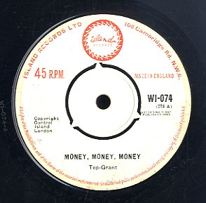 TOP GRANT [Money Money Money / Have Mercy On Me]