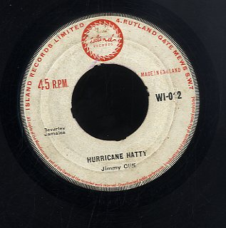 JIMMY CLIFF [Hurricane Hatty / Dearest Beverley]