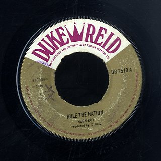 NORA DEAN / HUGH ROY [Ay Ay Ay Ay (Angle La La) / Rule The Nation]