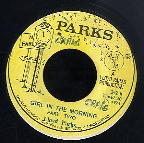 LLOYD PARKS [Girl In The Morning]