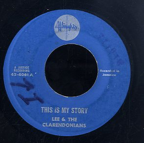AGGROVATORS / LEE&THE CLARENDONIANS [Version ( Archmoore )/ This Is My Story]