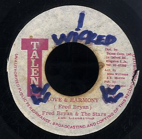 FRED BRYAN & THE STARS [Love & Harmony]