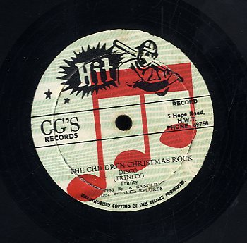 STANLEY BECKFORD / TRINITY  [St Thomas Chicken / The Children  Christmas Rock ]