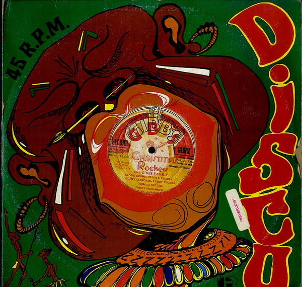 DENNIS BROWN, TRINITY, DHAIMA, MIGHTY DIAMNONDS, RUDDY THOMMAS, [Chrismas Rockers]