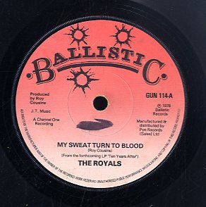 THE ROYALS [My Sweat Turn To Blood]