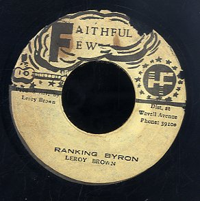 LEROY BROWN [Ranking Byron]