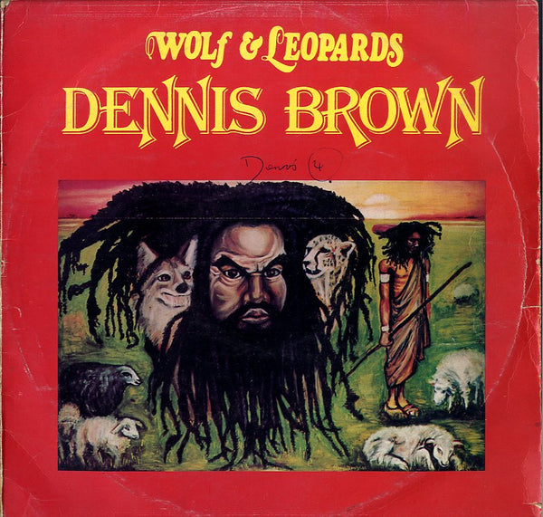 DENNIS BROWN [Wolf & Leopards]