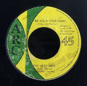 THE HEPTONES [Let Me Hold Your Hand]