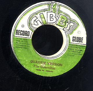 JOE GIBBS & THE GUERRILLAS [Tribute To Donald Quarrie]