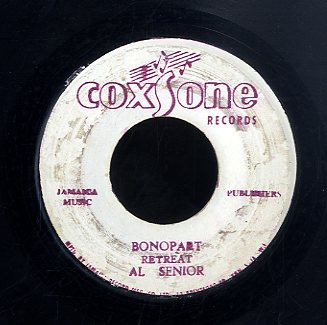 AL SENIOR / SOUND DIMENTION [Bonopart Retreat / Poison Ivy]