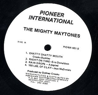 THE MIGHTY MAYTONES [Tune In And Rock]