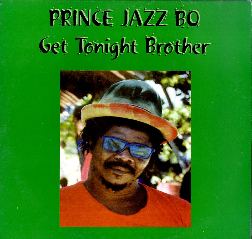 PRINCE JAZZBO [Get Together Brother]