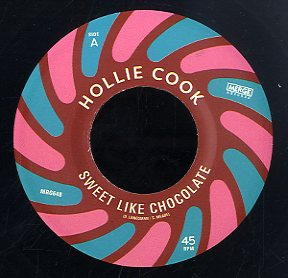 HOLLIE COOK [Sweet Like Chocolate / Dub Like Chocolate]