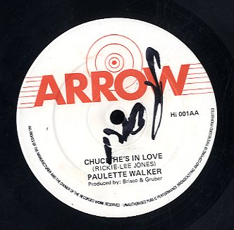 PAULETTE WALKER [Chuck He 'S In Love / Sitting & Watching]